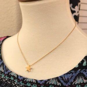 Jewelry - Dainty star choker necklace NEW
